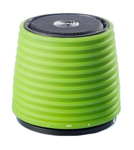 Aiptek E10 Mono portable speaker - Altavoces portátiles (1.0 canales, 90-15000 Hz, 1%, Inalámbrico, A2DP, 10 m)