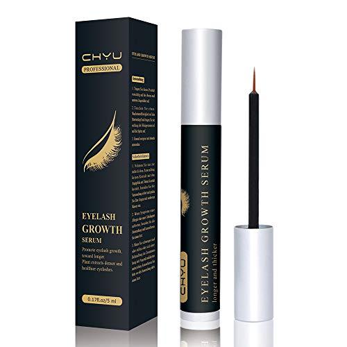 Wimpernserum 5ml Lange & voluminöse Wimpern Für ein gesundes & schnelles Wachstum mit Hyaluron hormonfrei Eyelash Activating Serum Wimpernbooster