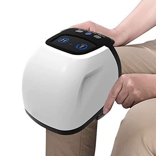 SHKY Laser Kniepflege Knieluftmassagegerät Knieschmerzen Physiotherapie Magnetfeldtherapie bei Arthrose Rheumatische Arthritis, für Schultern und Ellbogen