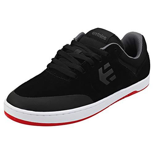 Etnies Herren Marana Skateboard-Schuh, Schwarz (schwarz/weiß/rot), 42 EU