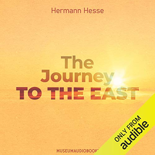 The Journey to the East  By  cover art
