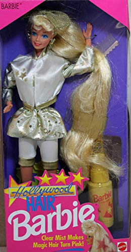 Barbie Hollywood Hair Barbie Doll (1992)