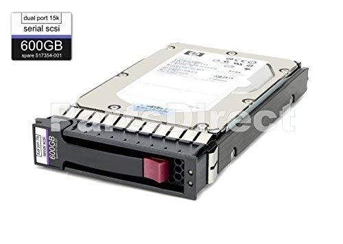 507613-001-SC HP G8 G9 1-TB 6G 7.2K 3.5 SAS SC (zertifiziert generalüberholt)