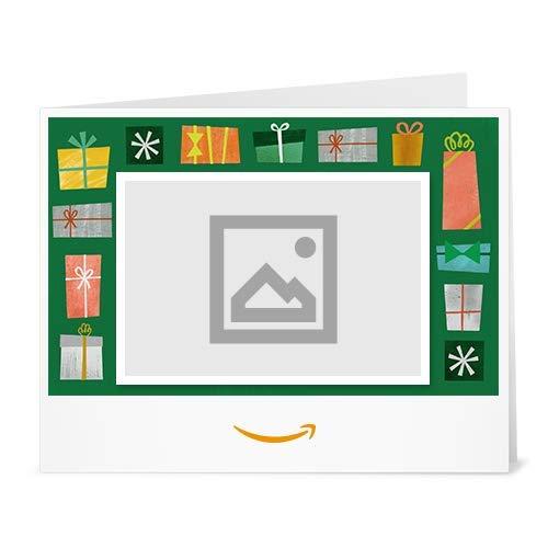Amazon.de Gutschein zum Drucken mit eigenem Upload (Geschenke)