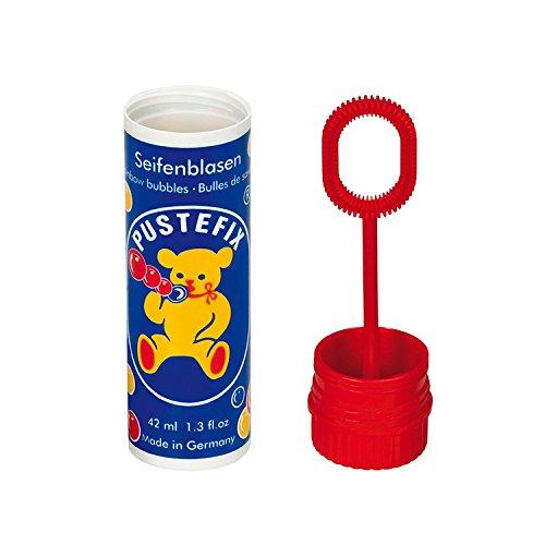 PUSTEFIX Seifenblasen, kleine Dose, 42 ml (10 Dosen)