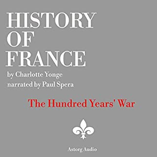 History of France: The Hundred Years' War cover art