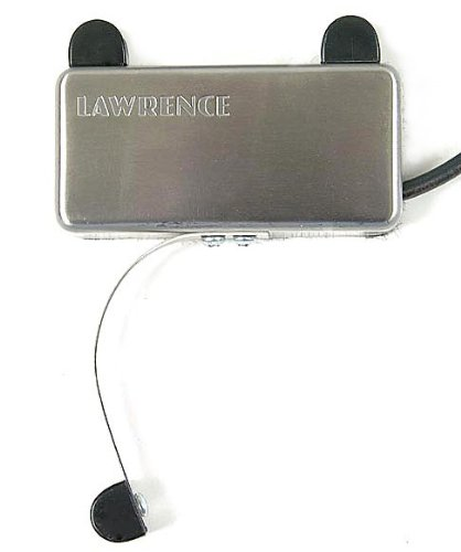 Bill Lawrence A-300 Compact Magnetic Soundhole Guitar Pickup for Small Guitars