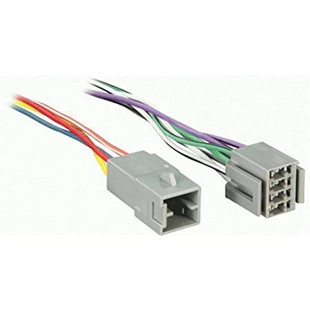 Amazon.com: Metra 70-1772 Wiring Harness for Select 1982-1985 Ford/Lincoln/Mercury  Vehicles: Car Electronics | Ford Oem Wiring Harness 1985 |  | Amazon.com