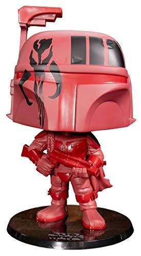 Funko Star Wars Super Sized Pop! Vinyl Figure Boba Fett (Red) 25 cm Mini Figures