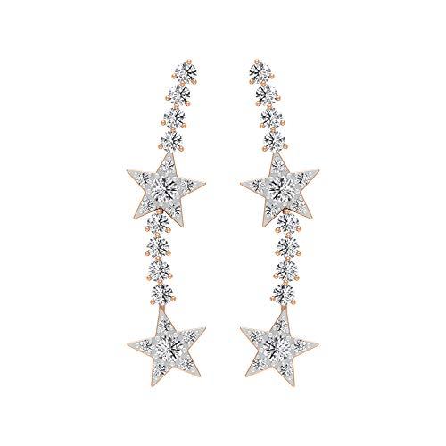 Rosec Jewels   18 quilates  oro rosa round-brilliant-shape   I-J Diamond