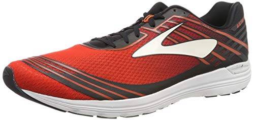 Brooks Asteria, Zapatillas de Running para Hombre, Multicolor (ToreadorCherry TomatoBlack 615), 44 EU