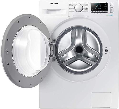 Samsung WW90J5356MW Lavatrice 9 kg Caricamento Frontale Ecolavaggio, 1200 rpm, Bianco