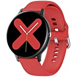 Smart Watch Men's Bluetooth Call Play Play Music Smart Watch Femenina IP68 Full-Touch Sports Rate Fitness Tracker Digital Watch, Liqingshangmao (Color : I11 Red)