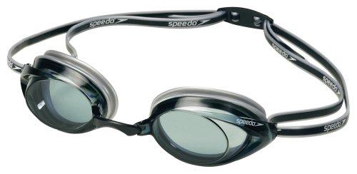 Speedo Vanquisher 2.0 Swim-Swimming Competition Racing Goggles - Anti-Fog -Smoke