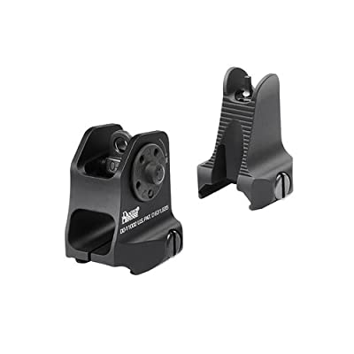 19-088-09116 Daniel Defense, Fixed Front/Rear Sight Combo from Green Supply