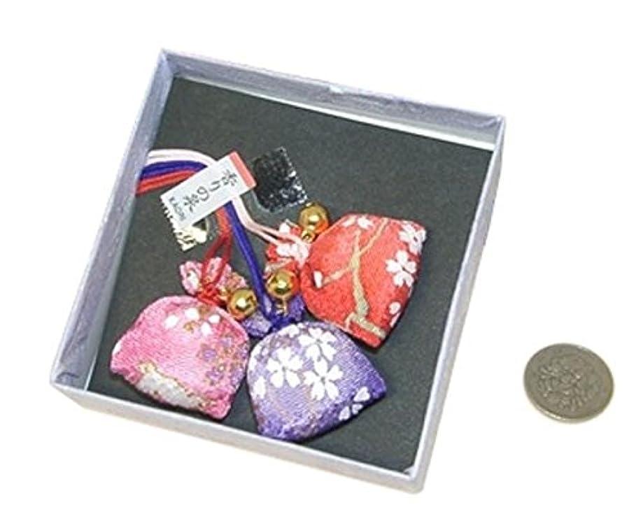労働理解オーバーフロー匂い袋 香りの泉(3個入り) 34-422 サシェ
