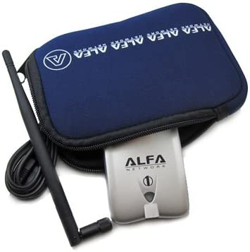 lowest Alfa U-Bag blue online sale new arrival neoprene carry case/holder For the AWUS036H, AWUS036NH, AWUS051NH, WUS036NHA, WUS036NHR and other Devices outlet sale
