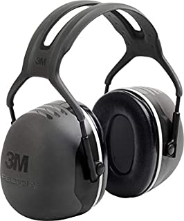 3M-93045937278 Peltor X5A Over-the-Head Ear Muffs, Noise Protection, NRR 31 dB, Construction, Manufacturing, Automotive, Woodworking, Heavy Engineering, Mining,Black, One Size (B00CPCHBCQ) | Amazon price tracker / tracking, Amazon price history charts, Amazon price watches, Amazon price drop alerts