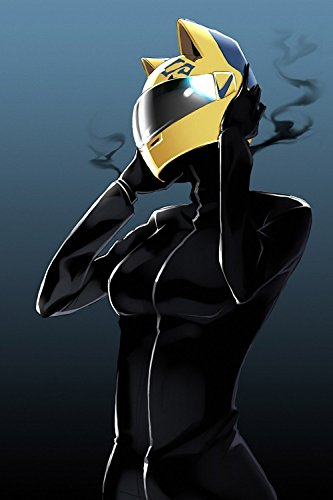TST INNOPRINT CO Durarara Celty Anime Girl Art Poster 36x24 inches