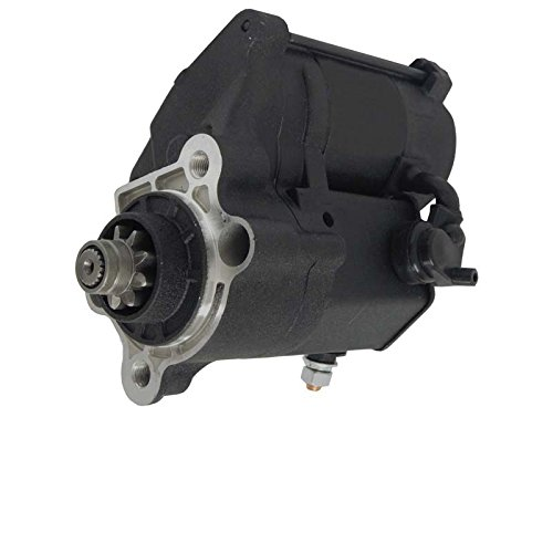 New Starter Replacement For Harley Davidson 1981-2012 Sportster 883 1000 1200 Roadster Upgraded High Torque 2HP OEM & High Compression