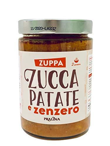 Pralina Zuppa di Zucca Patate e Zenzero - 530 g