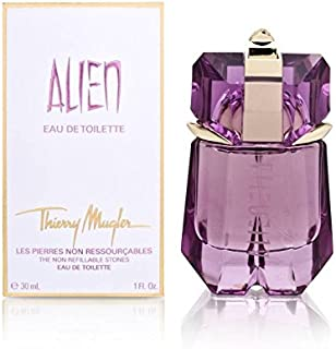 Thierry Mugler Alien Non Refillable For Women Eau De Toilette, 30 ml