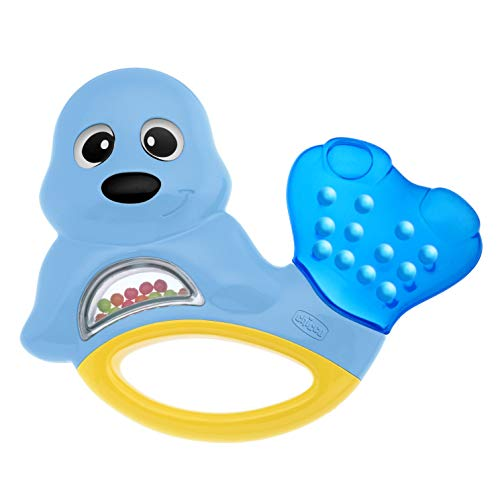 Chicco Hochet de Dentition Rafraîchissant Phoque