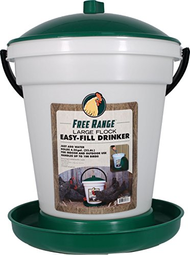 Harris Farms Easy-Fill Poultry Drinker Large Flock