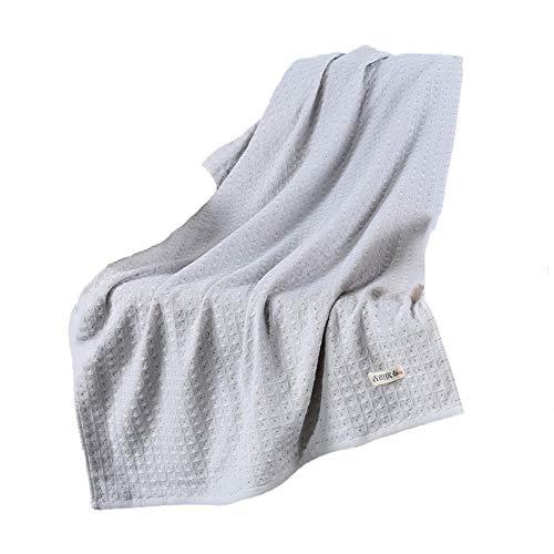 ZYDJ BT Badhanddoek, 70 x 140 cm, 100% katoen, 290 g/m2, sauna-handdoek, ideaal voor in huis, super zacht, zeer absorberend
