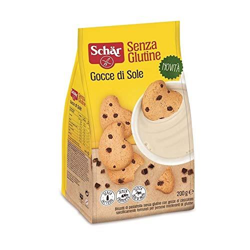 Schar Gocce Di Sole koekjes chocolade, 200 g