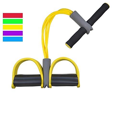 ZXJOY Core & Abdominal Trainers Tubo de remo, Shape-up trainer, Pull Rope Training Equipo de gimnasia, Ejercicio de remo de bote, Músculo abdominal, entrenamiento, expansor, unisex
