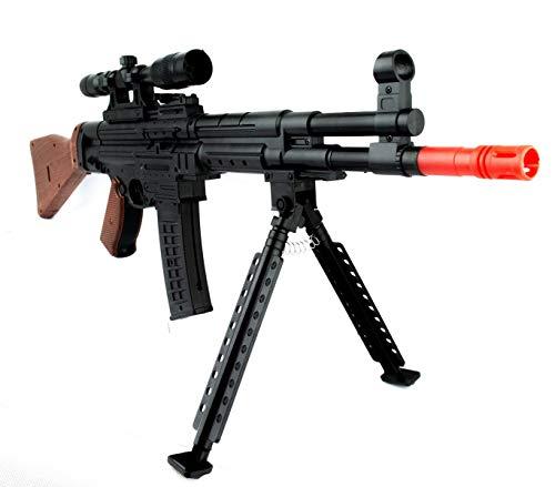 434017 Escopeta de precisión a balines BB 6mm con trípode CIGIOKI