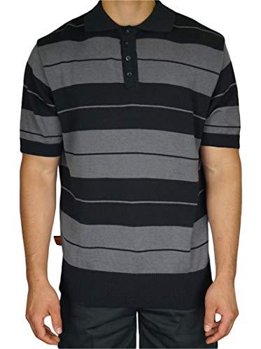 FB County Charlie Brown Shirt Black/Grey (3X-Large)