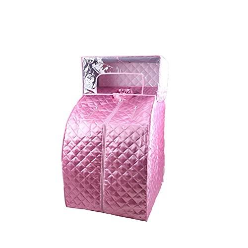HEXIAOLONG Faltbare Dampfsauna Tragbare Dampfsauna,DAMPFBAD Dampfer Topf Schlankheitstherapie Haushalt Duschkabine Dampfpaneel Home Sauna Heizung Sauna Box