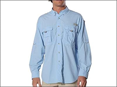 Columbia Bahama II Long Sleeve Shirt (Sail) Men