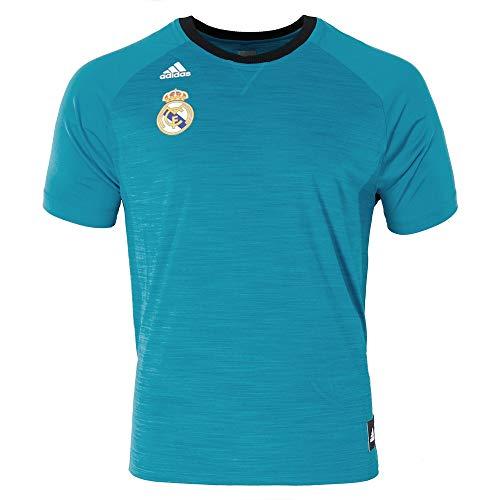adidas RM SS Shooter Camiseta Línea Real Madrid FC, Hombre, Azul (azuint), 4XL2