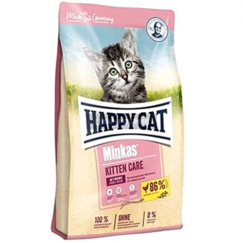 Happy Cat Minkas Kitten Care Geflügel, 10 kg