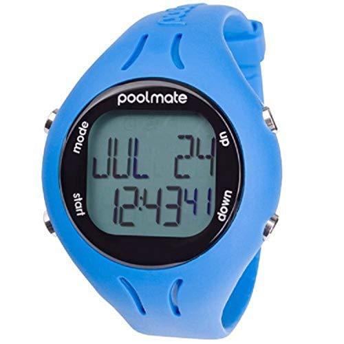Swimovate Poolmate 2 - Reloj cuenta vueltas, color azul