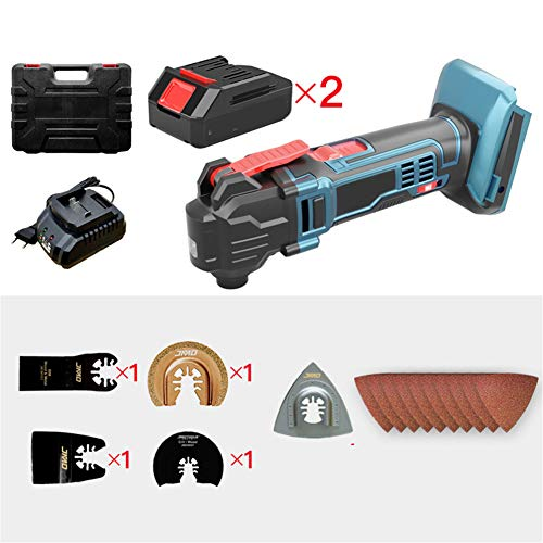 Purchase Oscillating Tool, Lithium Battery Multifunctional Trimming Machine Decoration Electric Shov...