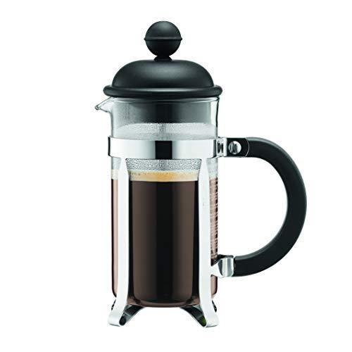Bodum CAFFETTIERA 1913-01SA-10 Kaffeebereiter aus Kunststoff, 3 Tassen, 0,35 Liter