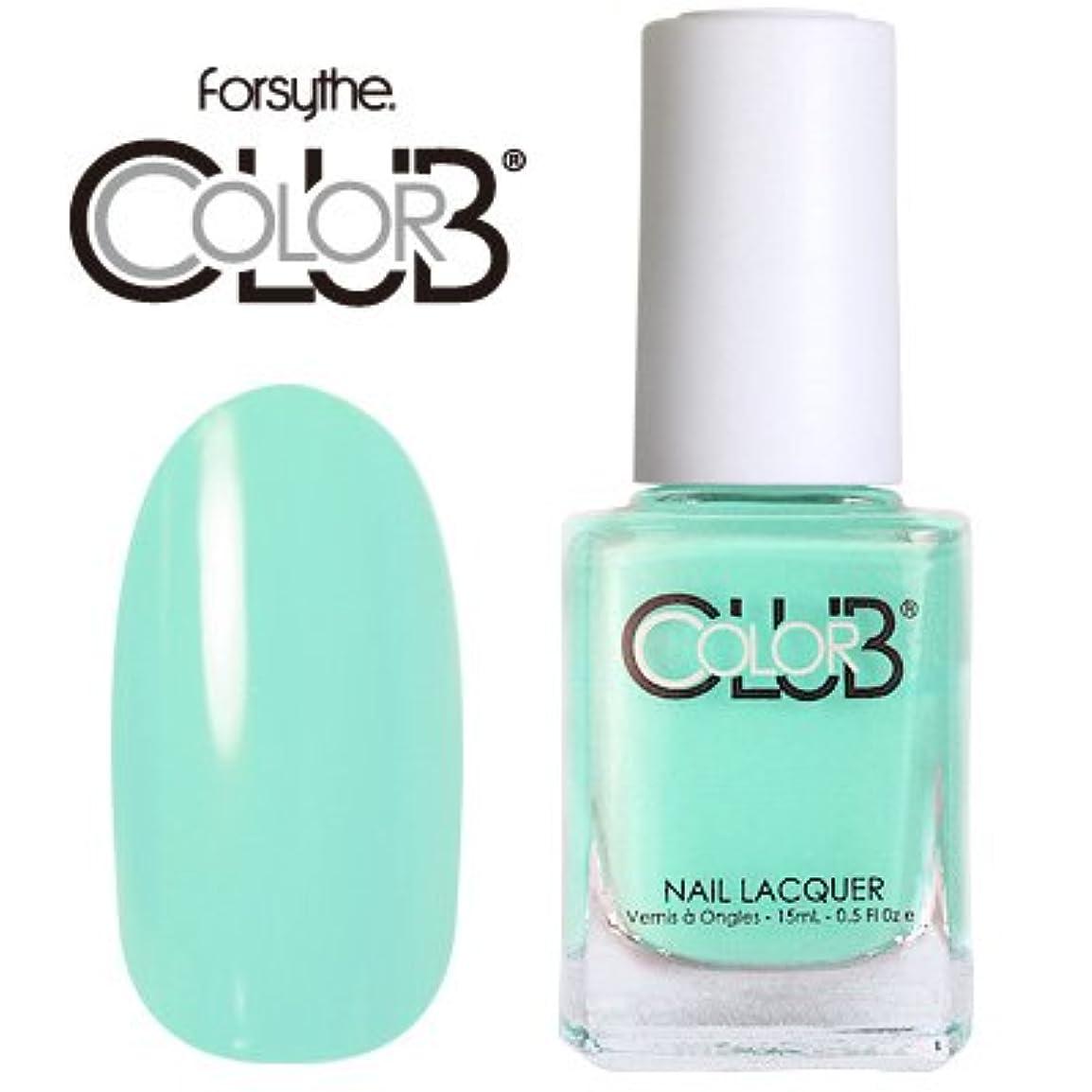 肉後世許すフォーサイス カラークラブ 954/Blue-ming 【forsythe COLOR CLUB】【ネイルラッカー】【マニキュア】