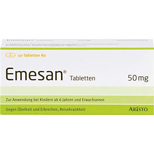 Emesan Tabletten, 50 St. Tabletten
