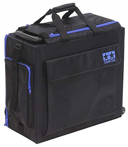 TAMIYA 42337 TRF RC-Car Trolley Pit Bag, Modellbau-Zubehör, Bastelwerkzeuge, hochwertiges Modellbauzubehör