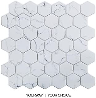 Best bianco marble backsplash Reviews