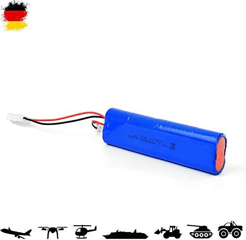 HSP Himoto 7.4V 5600mAh Li-ion Lithium Ionen Power Upgrade Akku kompatibel mit RC Panzer, Boote, Autos, Fahrzeuge, Ersatzakku