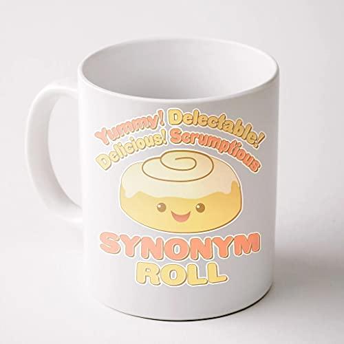 Cute Synonym Roll Coffee Mug