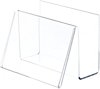 Plymor Clear Acrylic Deluxe Post Card Holder & Display, 6
