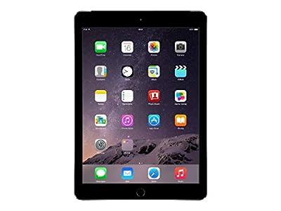 Apple iPad Air 2 16GB Wi-Fi - Space Grey (Renewed)