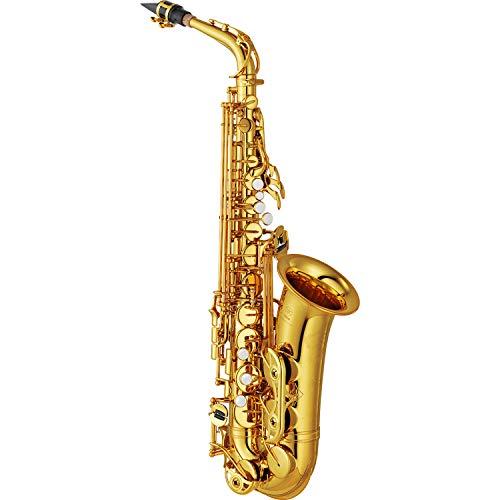 Yamaha YAS-62 Saxofón Alto Profesional Lacado