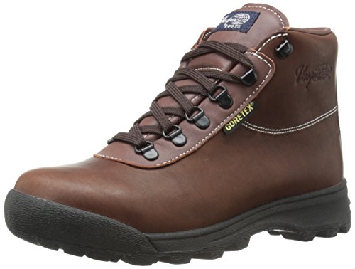 Vasque Men's Sundowner Gore-Tex Backpacking Boot, Red Oak,10.5 W US
